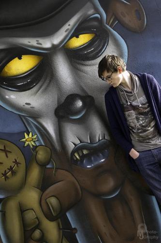 Voodoo graffiti
